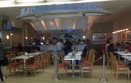 Favourite Miami airport bar