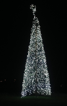 Christmas at Prickly Bay