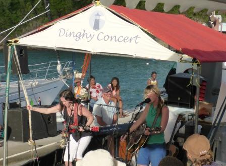 Dinghy concert 5