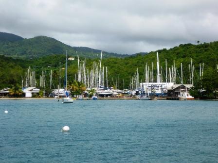 Final view of Grenada Marine