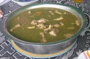 Callalou stew