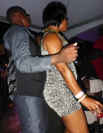Dancing Grenadian style