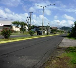Maurice Bishop Highway