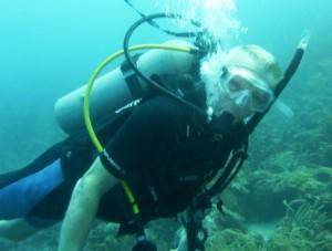 Dan the diver