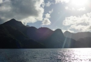 Goodbye to the natural beauty of Dominica