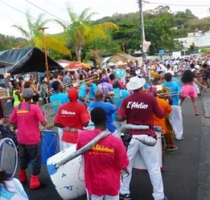 Martinique carnival 9