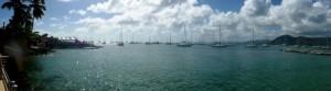 St Anne anchorage