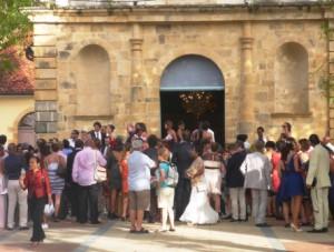 Wedding finery