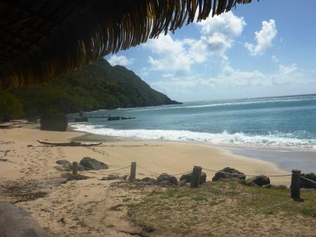 Beach at Aqua