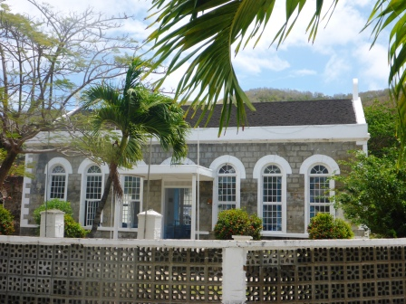 Bequia Catholic church