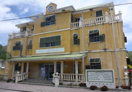 Customs House Bequia