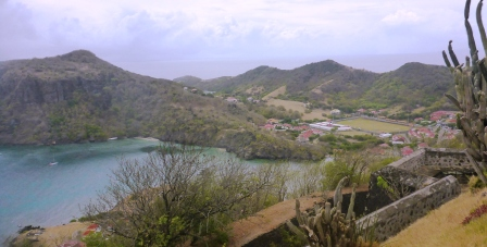 View to Marigot