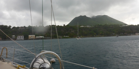 Goodbye Statia and Orion
