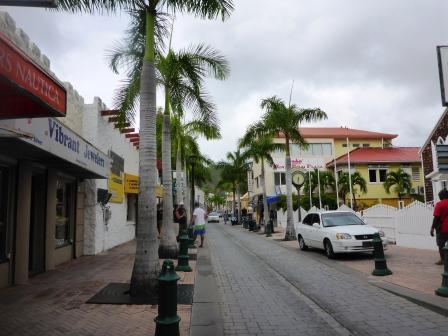 Main shopping street 2