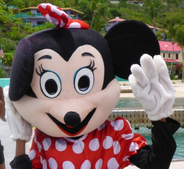 Minnie as well