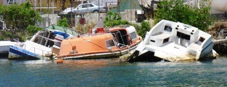 Boat graveyard 1