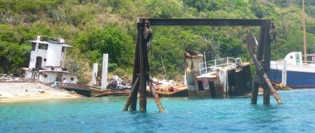 Boat graveyard 2