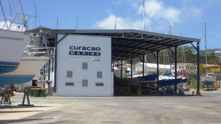 Curacao marine yard