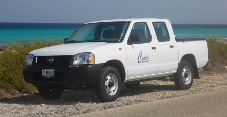 Our pick-up truck