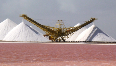 Salt production 2