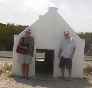 Slave huts 2