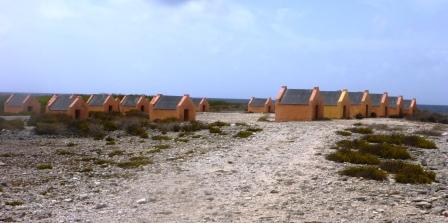Slave huts 3