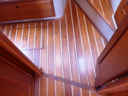 Cabin floor 3
