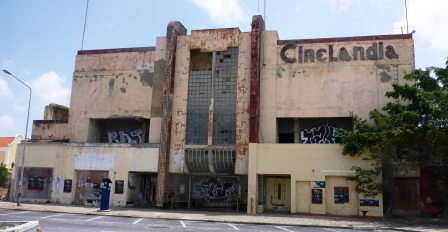 Looks like an old Odeon Cinema