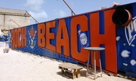 Rock beach 1