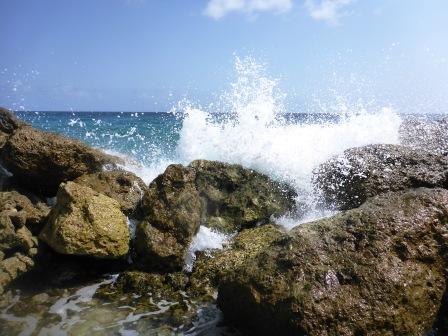 Rock beach 3