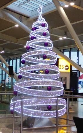 Christmas at Terminal 5
