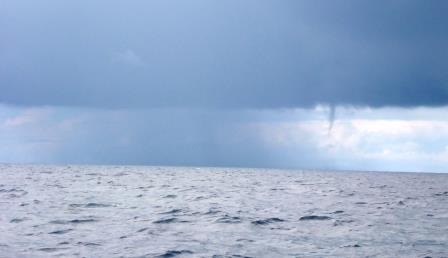 See the water spout!