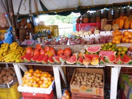 Venezuelan fruit and veg market 2
