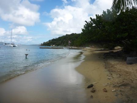 Beach at Cooper