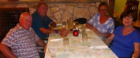 Dinner at Neptunes
