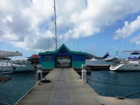 Leverick Bay Marina