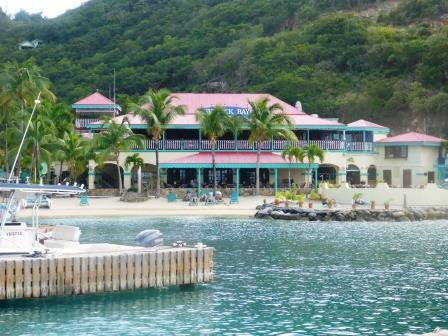 Leverick Bay resort