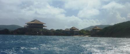 Mosquito Island development