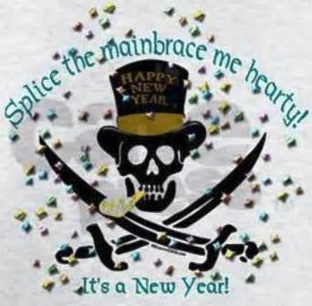 Pirate New Year