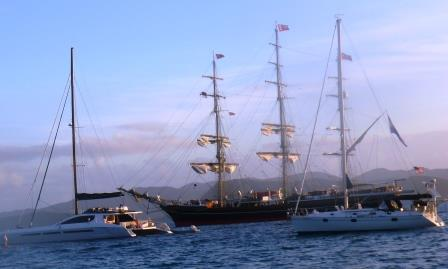 Tall Ship Stad Amsterdam