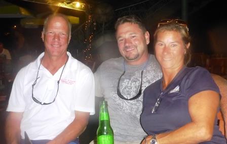 Dave, Susan and Paul