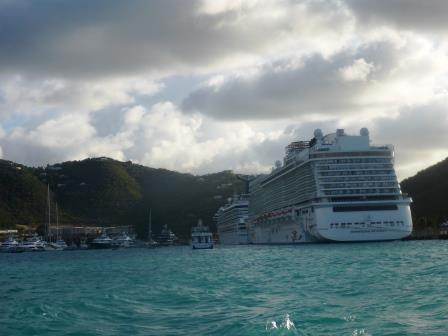 Goodbye St Thomas