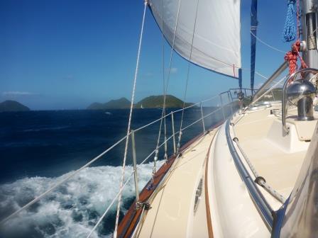 Great downwind sail
