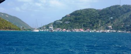 Leaving Sopers and the BVIs behind
