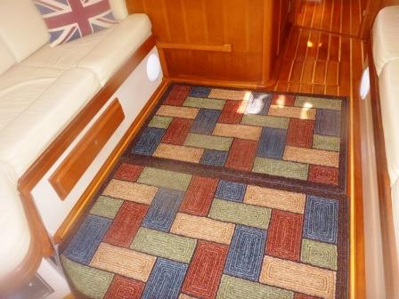 New saloon rugs