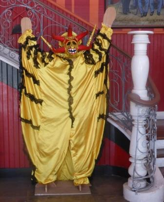 Ponce carnival costume