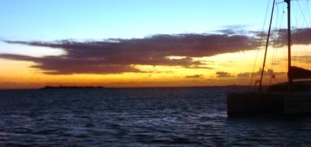 Ponce sunset