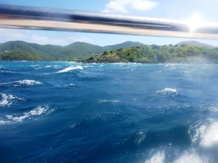 Rough seas today 2