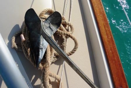 Bent anchor 2