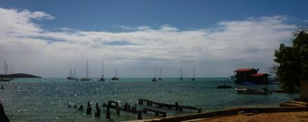 Boqueron anchorage